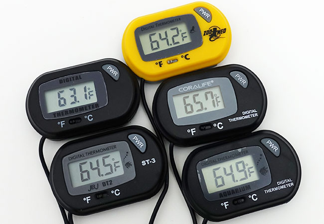 Most Accurate Aquarium Thermometers